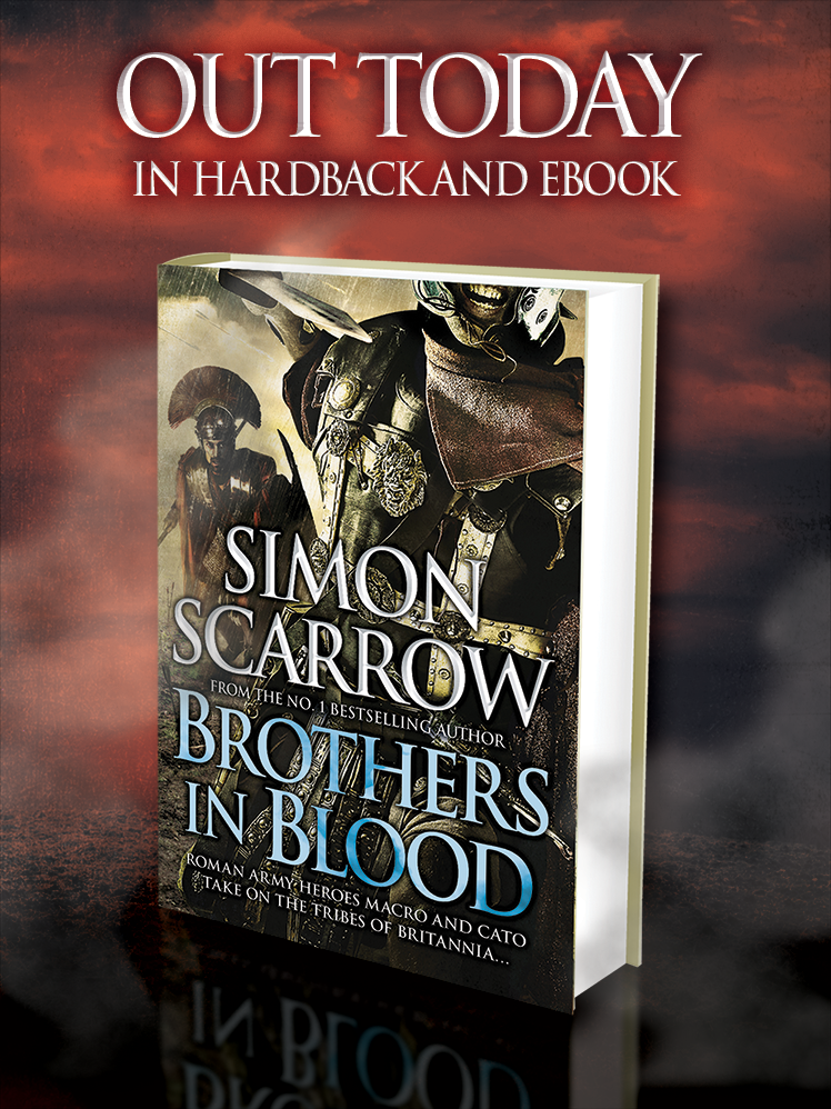 SIMON SCARROW BROTHERS IN BLOOD PDF DOWNLOAD